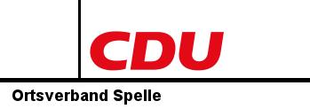 CDU Ortsverband Spelle