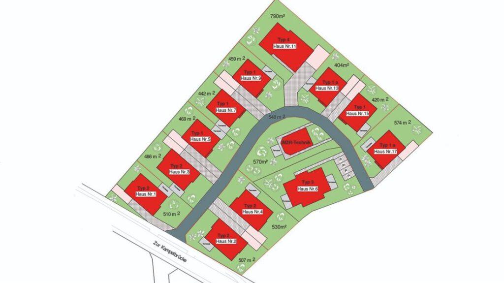 Neues Wohnkonzept Wohnpark Aa Schleife überzeugt